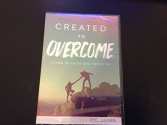 Created to Overcome JOEL OSTEEN - 3 message cd/dvd