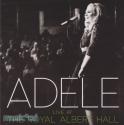 ADELE - Live At The Royal Albert Hall (CD+DVD)