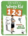 Diary of a Wimpy Kid 3 Pack