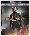The Hunger Games: Mockingjay Part 1 [4K Ultra HD + Blu-ray + Digital HD]