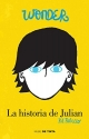 Wonder: La historia de Julián  (The Julian Chapter: A Wonder Story) (Spanish Edition)