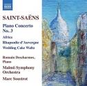 Camille Saint-Seans: Piano Concerto No. 3