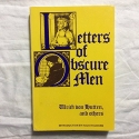 Letters of Obscure Men