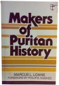 Makers of Puritan History: A Canterbury Book