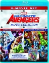 Ultimate Avengers Movie Collection  [Blu-ray]
