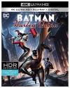 DCU: Batman and Harley Quinn  [Blu-ray]