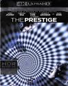 THE PRESTIGE 4K Ultra HD Blu-ray Disc