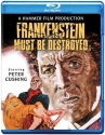Frankenstein Must Be Destroyed [Blu-ray]
