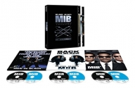 Men in Black  / Men in Black 3 / Men in Black II - Set [Blu-ray]