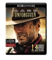 Unforgiven  (4K Ultra HD) [Blu-ray]