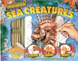 Color and Play: Sea Creatures