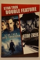 STAR TREK DOUBLE FEATURE 2-Film DVD COLLECTION Both Great Films  Together