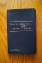 What the Bible Says...to the Minister: The Minister's Personal Handbook