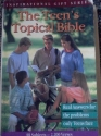 The Teen's Topical Bible: The Living Bible