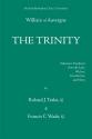 The Trinity, or the First Principle: De Trinitate, Seu De Primo Principio (Mediaeval Philosophical Texts in Translation)