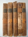 The Works of William Paley, D.D. with a Biographical Sketch of the Author (5 volume set)