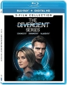 The Divergent Series 3-Film Collection [Blu-ray]