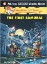 Geronimo Stilton the First Samurai [Paperback-full Cover Graphic Novel]