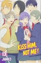 Kiss Him, Not Me 13