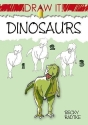 Draw It! Dinosaurs
