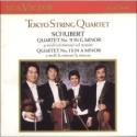 Schubert: String Quartets 9 & 13