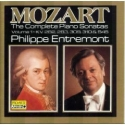 Philipe Entremont plays Mozart: Piano Sonatas Vol. 1: K.282, 283, 309, 310, and 545