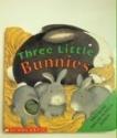 Three Little Bunnies (Finger Puppet Book)