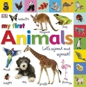 Tabbed Board Books: My First Animals: Let's Squeak and Squawk! (Tab Board Books)