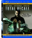 Total Recall  (Single-Disc Blu-ray + UltraViolet Digital Copy)