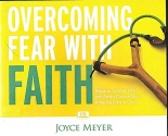 CD Overcoming Fear With Faith (4 CD)