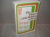 History of the Religion of Israel in Old Testament Theology (Twin Brooks Series)