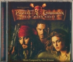 Pirates of the Caribbean - Dead Man's Chest - Walt Disney Pictures - CD