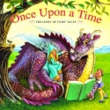 Once Upon a Time Treasury of Fairy Tales 9781412763325 (Padded Treasury)