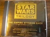 THE EMPIRE STRIKES BACK (Music From the Star Wars Trilogy / New Arrangements and Performance of the Music of John Williams)
