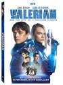 Valerian and the City of A Thousand Planets [DVD]