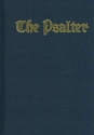 Psalter : With Doctrinal Standards, Liturgy, Church Order, and Added Chorale Section