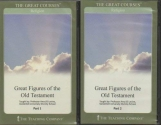 Great Figures of the Old Testament : Parts 1 & 2, Includes 12 Audio CD's and 2 Course Guidebooks (The Great Courses : Religion)