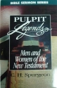 Men and Women of the New Testament (Bible Sermon Series)