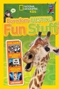 Boredom-Busting Fun Stuff: Cool Games, Hilarious Jokes, Awesome Quizzes, and More! (National Geographic Kids)