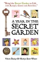 By Valarie Budayr A Year in the Secret Garden [Paperback]