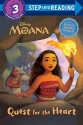 Quest for the Heart (Disney Moana) (Step into Reading)