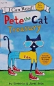 Pete The Cat Treasury (6 books + 26 stickers + poster)