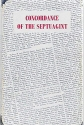A Handy Concordance of the Septuagint: Giving Various Readings from Codices Vaticanus, Alexandrinus, Sinaiticus, and Ephraemi (English and Greek Edition)