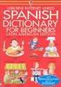 Spanish Dictionary for Beginners (Beginners Dictionaries) (Spanish Edition)
