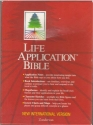 Holy Bible: Life Application Bible/New International Version/Black Top Grain Leather