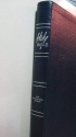 Holy Bible: The New Student Bible/New International Version/Navy Bonded Leather/Expanded and Updated