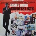 James Bond Greatest Hits: 20 Original Tracks Vinyl LP