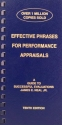 Effective Phrases for Performance Appraisals: A Guide to Successful Evaluations(10th Edition)