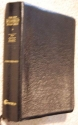 New American Standard New Scofield Study Bible 7274, Black Genuine Leather