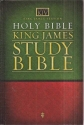 Holy Bible: King James Study Bible (Red Letter, Annotated, with Concordance)
